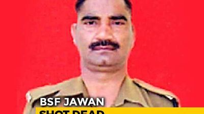 BSF Soldier Killed In Firing By Bangladesh Guards At Bengal Border