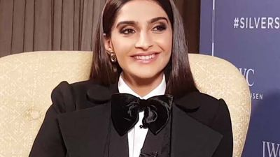 Sonam Kapoor On Her Big Fat Wedding, Films And More