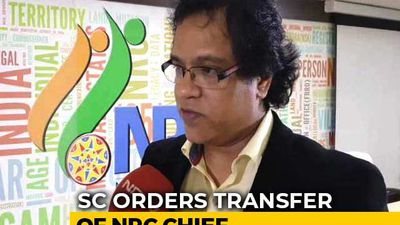 Top Court Orders Assam NRC Chief's Immediate Transfer, No Reasons Given