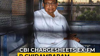 P Chidambaram Charged In INX Case; He's Lost 4 kg In Jail, Says Lawyer
