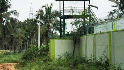 """Watch: Near Bengaluru, First Detention Centre For """"Illegal Foreigners"""""""