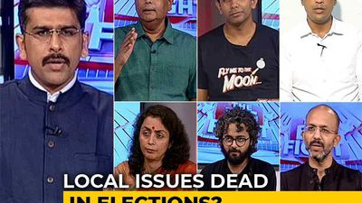 Local Issues Dead In Elections?