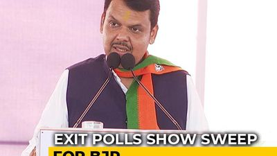 BJP Walkover In Maharashtra, Haryana, Shows NDTV's Poll Of Polls