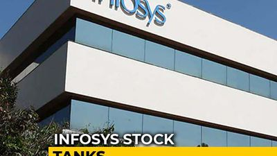 Infosys Falls After Complaints Against CEO, Company Begins Probe