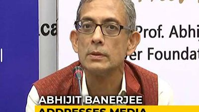 """Large Part Of My Work In India About Bettering Quality Of Education"": Abhijit Banerjee"