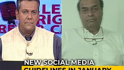 """Not In Confrontation With Centre"": Facebook Lawyer Mukul Rohatgi To NDTV"