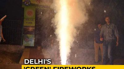 No Rockets Or Bombs, Only These 2 Firecrackers Will Be Legal This Diwali