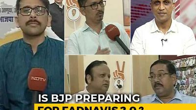 Maharashtra Elections: Is BJP Preparing For Fadnavis 2.0?