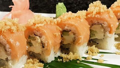 Philadelphia Roll Recipe Video