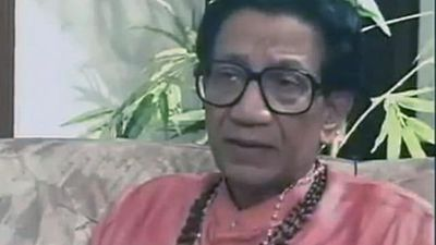 "Won't Go With ""Scoundrel"": When Bal Thackeray Rejected Alliance With NCP"