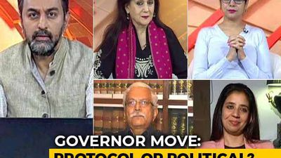 President's Rule In Maharashtra: Governor's Move Protocol Or Political?