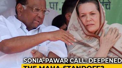 The Sharad Pawar-Sonia Gandhi Phone Call That Thwacked Shiv Sena's Plans