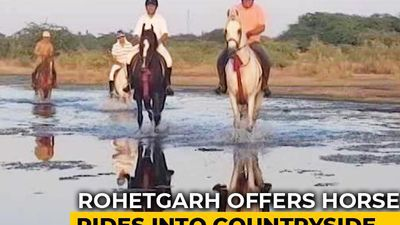 Sponsored - Rajasthan's Rohetgarh : Exploring Micro Destinations