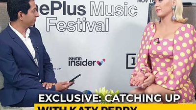 Exclusive: Katy Perry On Her Indian Connection, Fiance Orlando Bloom & More
