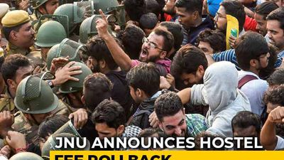 "JNU Announces ""Major Rollback"" In Hostel Fee Hike Amid Students' Protests"