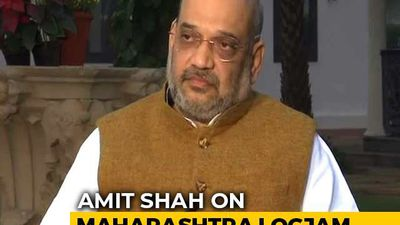 """Couldn't Accept Sena's Demands,"" Says Amit Shah On Maharashtra Turmoil"
