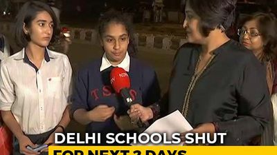 Delhi Schoolchildren To Write To PM Modi For Clean Air