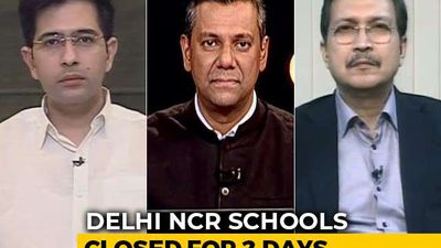 Air Emergency: Delhi-NCR Schools Closed For Next 2 Days