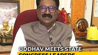 Have No Problems With A 50-50 Formula With Congress-NCP: Shiv Sena's Arvind Sawant