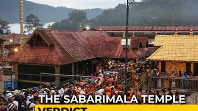 On Sabarimala, Larger 7-Judge Supreme Court Bench To Review Its Order