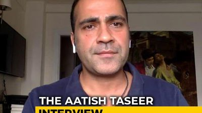 Being Sent Into Exile For Being Government's Critic: Aatish Taseer