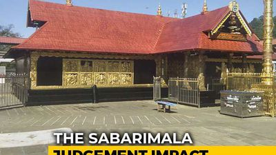 Sabarimala Judgement Impact
