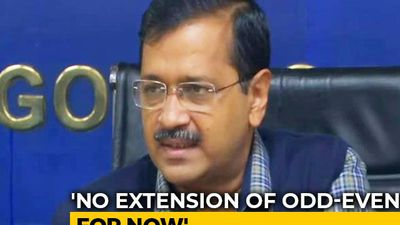 Odd-Even In Delhi Ends Today. Arvind Kejriwal Says Will Review Extension On Monday
