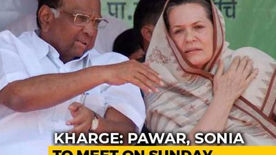 Sharad Pawar, Sonia Gandhi To Meet, Discuss Maharashtra On Sunday