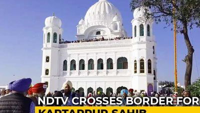 NDTV Goes Via Kartarpur Corridor On Gurdwara Inauguration