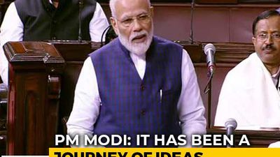 """Second House, Not Secondary"": PM Quotes AB Vajpayee On Rajya Sabha"