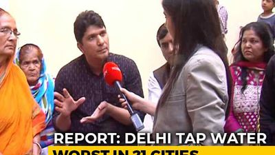 Delhi Water Undrinkable? NDTV's Ground Report