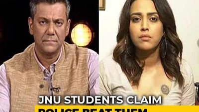 If Fee Hike Comes To Play, 43% JNU Students Would've To Stop Studying: Swara Bhasker