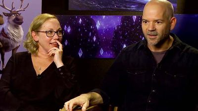 Animation Artists Becky Breese And Tony Smeed On Disney's Frozen 2