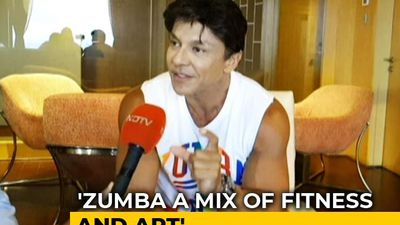 Beto Perez, Creator Of Zumba, On NDTV