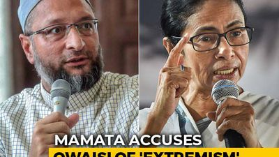 "Mamata Banerjee vs Asaduddin Owaisi After Her ""Minority Extremism"" Remark"