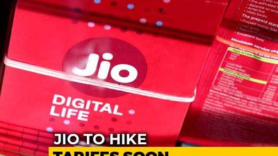 After Airtel And Vodafone-Idea, Reliance Jio To Hike Mobile Tariffs