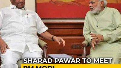 Sharad Pawar-PM Meet On Farm Crisis Today 2 Days After Rajya Sabha Praise