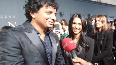 I've Thought About Making A Movie In India: M. Night Shyamalan