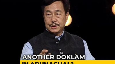 BJP MP: Next Doklam Could Be In Arunachal