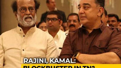 Rajinikanth, Kamal Haasan Tease Blockbuster Alliance For Tamil Nadu