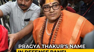 Row Over Malegaon Blast Accused Pragya Thakur's Name In Defence Panel