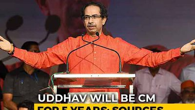 Uddhav Thackeray To Lead Maharashtra Government: Sharad Pawar After Talks