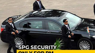 Family Members Of Former PMs To Be Kept Out Of SPG Cover