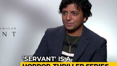 Spotlight: In Conversation With M. Night Shyamalan And The Team Of 'Servant'