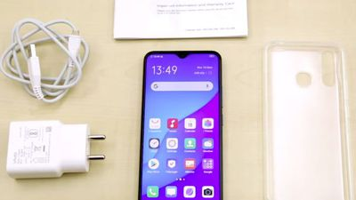 Vivo U20 Unboxing And First Look- Price In India, Key Features