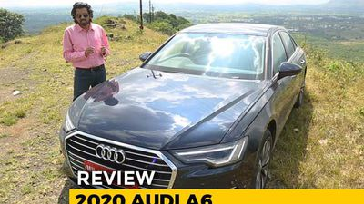 2020 Audi A6 India Review