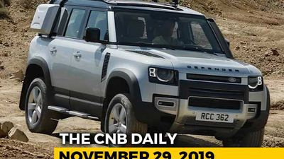 Land Rover Defender Launch, RE 650 Flat-Track, Tesla Cybertruck