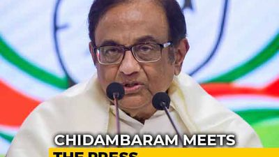 """Slept On Wooden Board... Stronger In Spirit And Body"": P Chidambaram"