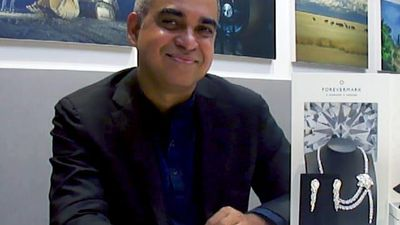 International Designer Bibhu Mohapatra On His Indian Roots And Jewellery Line Artemis