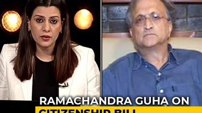 """Citizenship Bill Will Reconfigure The Republic To Make It More Of A Hindu-Pakistan"": Ramachandra Gu"